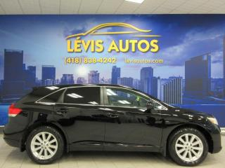 Used 2011 Toyota Venza AWD MAGS 20 POUCES BLUETOOTH 180400 KM ! for sale in Lévis, QC