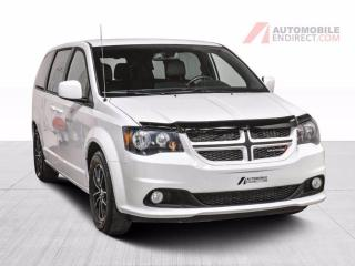 Used 2019 Dodge Grand Caravan GT Cuir Stow N'Go A/C Mags Caméra for sale in St-Hubert, QC
