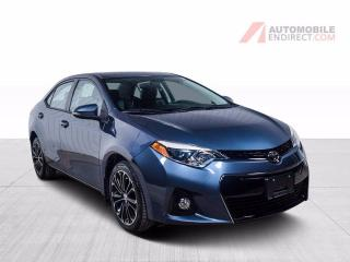 Used 2015 Toyota Corolla S A/C TOIT MAGS for sale in St-Hubert, QC