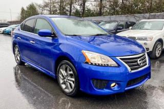 Used 2015 Nissan Sentra SR A/C MAGS TOIT NAV CAMERA DE RECUL for sale in St-Hubert, QC
