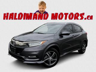 Used 2019 Honda HR-V Touring AWD for sale in Cayuga, ON