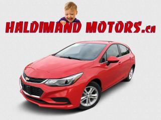 Used 2017 Chevrolet Cruze LT Hatchback for sale in Cayuga, ON