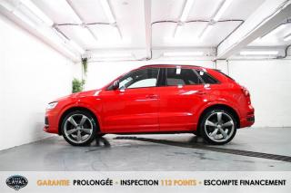 Used 2018 Audi Q3 Technik S line Competition for sale in Québec, QC