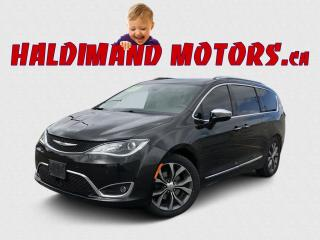 Used 2017 Chrysler Pacifica Limited for sale in Cayuga, ON