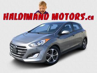 Used 2016 Hyundai Elantra GT GLS for sale in Cayuga, ON