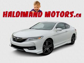 Used 2017 Honda Accord Touring for sale in Cayuga, ON