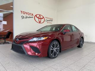 Used 2018 Toyota Camry * SE * MAGS * CAMERA DE RECUL * TOIT OUVRANT * for sale in Mirabel, QC