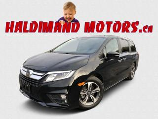 Used 2020 Honda Odyssey EX for sale in Cayuga, ON