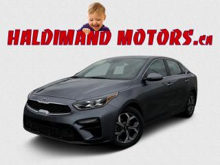 Used 2019 Kia Forte EX for sale in Cayuga, ON