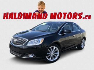 Used 2017 Buick Verano for sale in Cayuga, ON