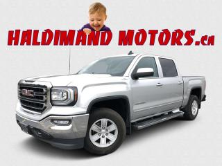 Used 2017 GMC Sierra 1500 SLE CREW 4WD for sale in Cayuga, ON