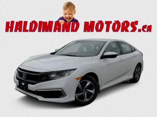 Used 2019 Honda Civic LX for sale in Cayuga, ON
