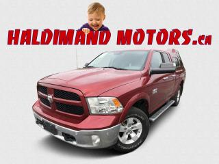 Used 2014 RAM 1500 SLT OUTDOORSMAN QUAD CAB 4WD for sale in Cayuga, ON