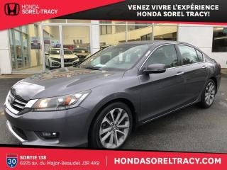 Used 2014 Honda Accord Sport for sale in Sorel-Tracy, QC