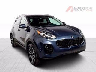 Used 2019 Kia Sportage EX AWD A/C Mags Cuir Sièges Chauffants Caméra for sale in Île-Perrot, QC