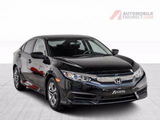 Used 2018 Honda Civic CLIMATISATION CAMERA DE RECUL for sale in Île-Perrot, QC