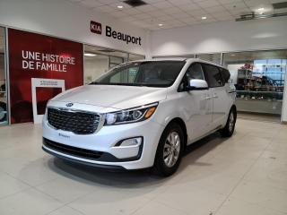 Used 2019 Kia Sedona LX for sale in Beauport, QC