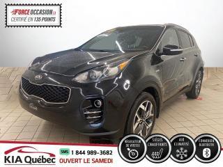 Used 2017 Kia Sportage ** EX * AWD * APPLE CARPLAY * CAMERA * M for sale in Québec, QC