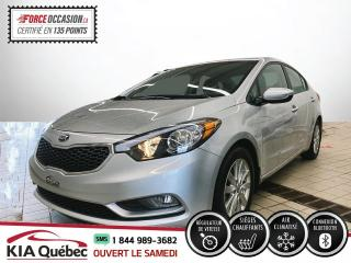 Used 2016 Kia Forte ** LX+ * AC *MAGS * 14952 KM * CRUISE * for sale in Québec, QC