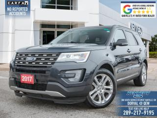 Used 2017 Ford Explorer XLT for sale in Oakville, ON