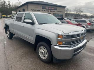 Used 2016 Chevrolet Silverado 2500 HD LT for sale in Peterborough, ON