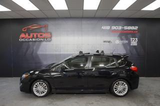 Used 2016 Subaru Impreza SPORT PKG AUTO MAGS TOIT OUVRANT CAMERA BLUETOOTH for sale in Lévis, QC