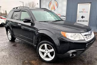 Used 2013 Subaru Forester ***2.5X LIMITED,CUIR,AWD,TOIT PANO,AUBAI for sale in Longueuil, QC