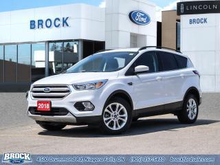 Used 2018 Ford Escape SE for sale in Niagara Falls, ON