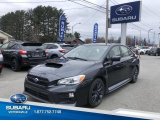 Used 2019 Subaru WRX WRX Manuelle for sale in Victoriaville, QC