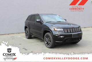 Used 2021 Jeep Grand Cherokee ALTITUDE 4X4 for sale in Courtenay, BC