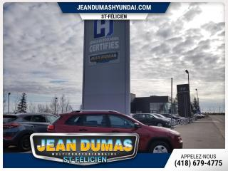 Used 2016 Jeep Cherokee 4x4 Sport for sale in St-Félicien, QC