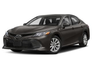 Used 2019 Toyota Camry LE, ALLOYS, P-SEAT for sale in Port Hawkesbury, NS
