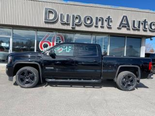 Used 2017 GMC Sierra 1500 4 RM, Cabine multiplaces 143,5 po, SLE for sale in Alma, QC