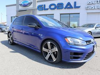 Used 2016 Volkswagen Golf R for sale in Ottawa, ON