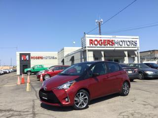 Used 2018 Toyota Yaris 2.99% Financing - SE - HTD SEATS - REVERSE CAM - TECH PKG for sale in Oakville, ON