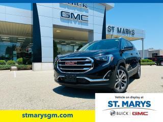New 2021 GMC Terrain SLT AWD for sale in St. Marys, ON