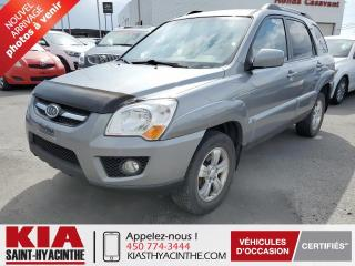 Used 2010 Kia Sportage 10th Anniversary ** TOIT OUVRANT / MAGS for sale in St-Hyacinthe, QC