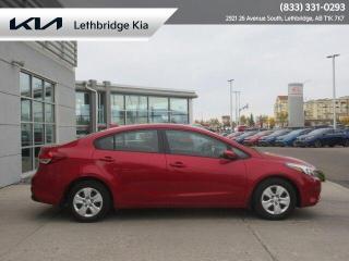 Used 2017 Kia Forte LX+ for sale in Lethbridge, AB