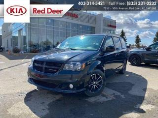 Used 2019 Dodge Grand Caravan GT for sale in Red Deer, AB