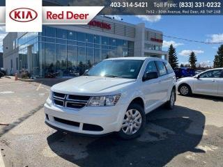 Used 2016 Dodge Journey Canada Value Pkg for sale in Red Deer, AB