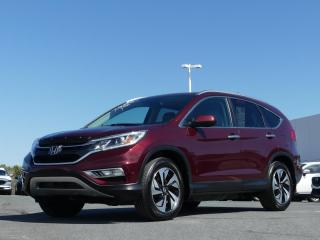Used 2016 Honda CR-V TOURING AWD CUIR TOIT OUVRANT for sale in St-Georges, QC