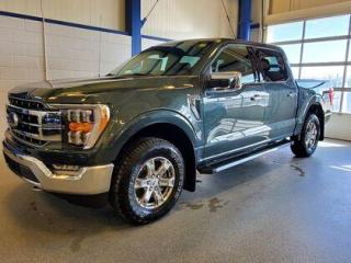 New 2021 Ford F-150 Lariat for sale in Moose Jaw, SK