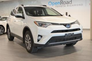 Used 2018 Toyota RAV4 Hybrid LE+ for sale in Richmond, BC