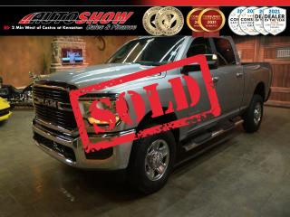 Used 2019 RAM 2500 New Style Big Horn 6.4L 4x4 Crew for sale in Winnipeg, MB
