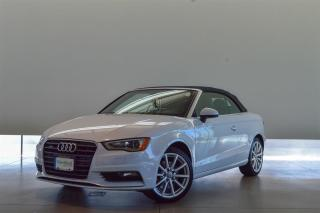 Used 2015 Audi A3 2.0T Progressiv quattro 6sp S tronic for sale in Langley City, BC