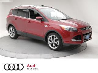 Used 2015 Ford Escape Titanium - 4WD for sale in Burnaby, BC
