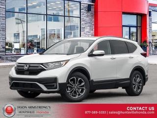 New 2021 Honda CR-V EX-L for sale in Huntsville, ON