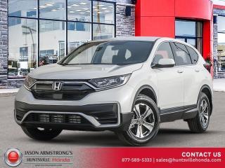 New 2021 Honda CR-V LX for sale in Huntsville, ON