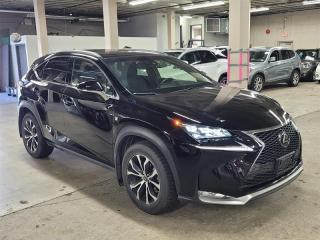 Used 2017 Lexus NX 200t 6A for sale in Port Moody, BC