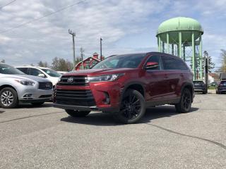 Used 2019 Toyota Highlander XLE SE MODEL! for sale in Stittsville, ON